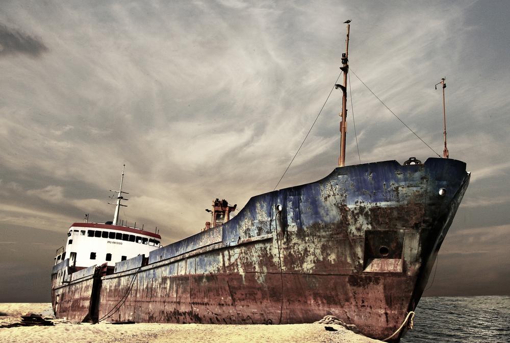 Seefracht und deren Beförderung, sollte ebenso ein Thema im Onlinehandel sein, wie die Arbeitsbedingungen von Paketboten. (Foto: Depositphotos/Begemot)
